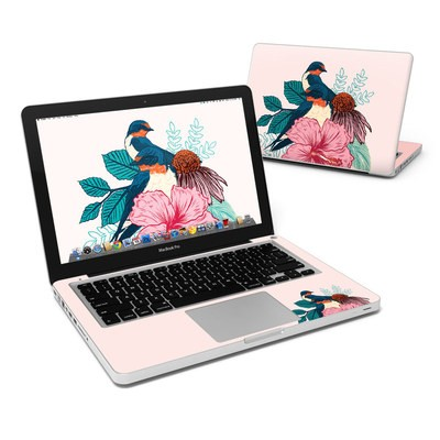MacBook Pro 13in Skin - Barn Swallows