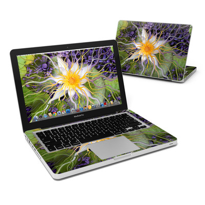 MacBook Pro 13in Skin - Bali Dream Flower