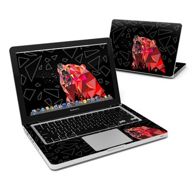 MacBook Pro 13in Skin - Bears Hate Math