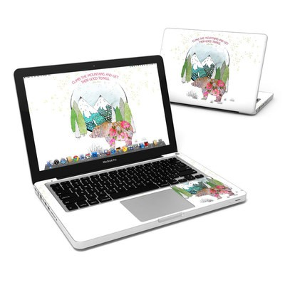 MacBook Pro 13in Skin - Bear Mountain