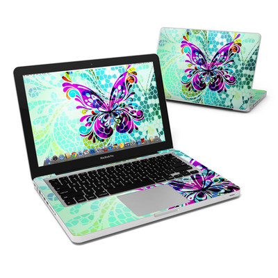MacBook Pro 13in Skin - Butterfly Glass
