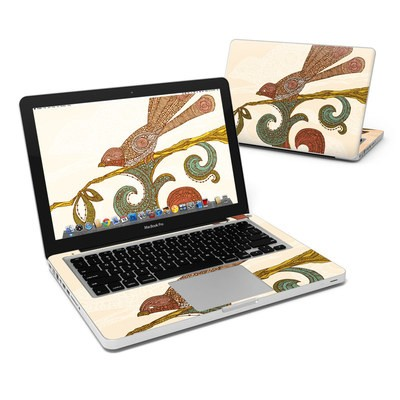 MacBook Pro 13in Skin - Bird Happiness