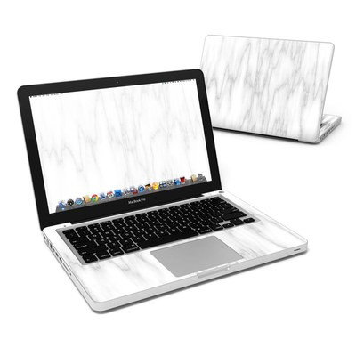 MacBook Pro 13in Skin - Bianco Marble