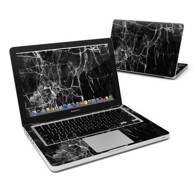 MacBook Pro 13in Skin - Black Marble