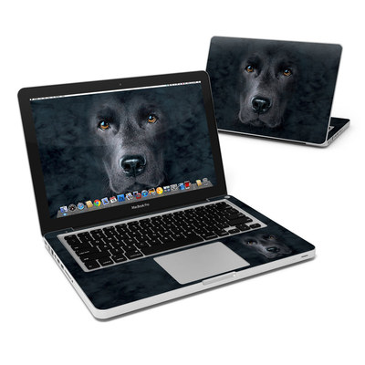 MacBook Pro 13in Skin - Black Lab