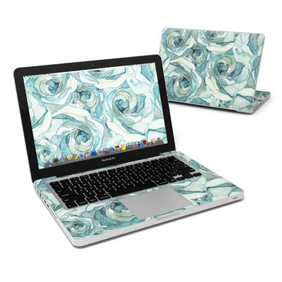 MacBook Pro 13in Skin - Bloom Beautiful Rose