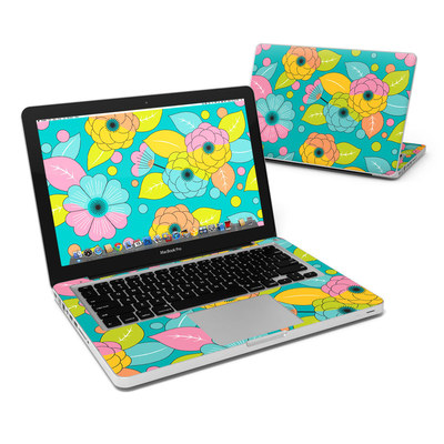 MacBook Pro 13in Skin - Blossoms