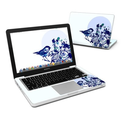 MacBook Pro 13in Skin - Bluebird