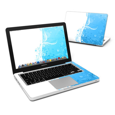 MacBook Pro 13in Skin - Blue Crush