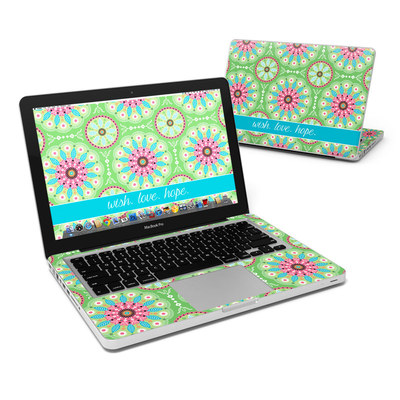 MacBook Pro 13in Skin - Boho