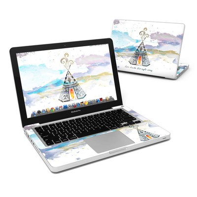 MacBook Pro 13in Skin - Boho Teepee