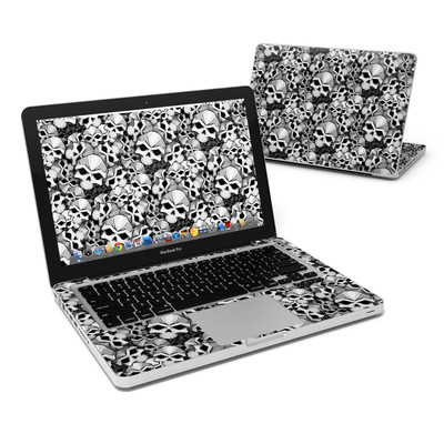 MacBook Pro 13in Skin - Bones