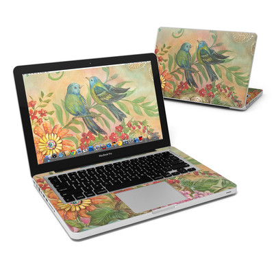 MacBook Pro 13in Skin - Splendid Botanical