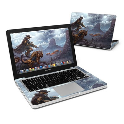 MacBook Pro 13in Skin - Bounty Hunter