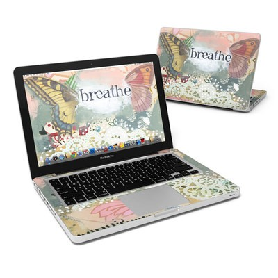 MacBook Pro 13in Skin - Breathe