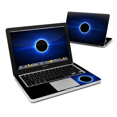 MacBook Pro 13in Skin - Blue Star Eclipse