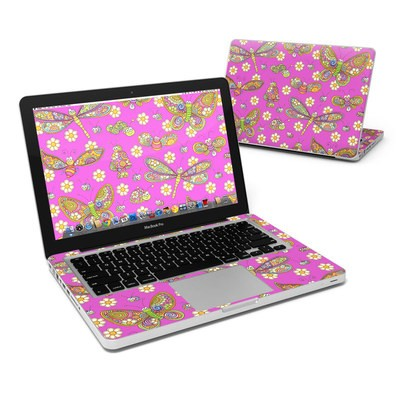 MacBook Pro 13in Skin - Buggy Sunbrights
