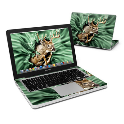 MacBook Pro 13in Skin - Break Through Deer