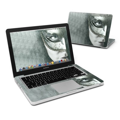 MacBook Pro 13in Skin - Behind the Mask