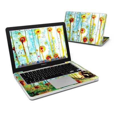 MacBook Pro 13in Skin - Beneath The Surface