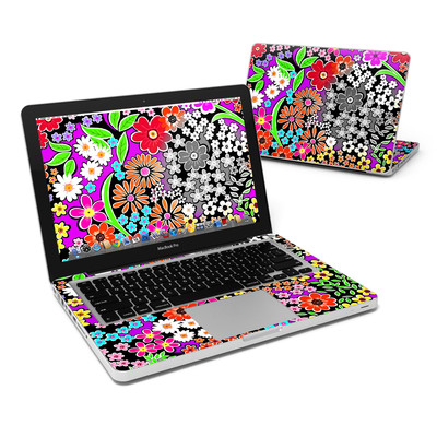 MacBook Pro 13in Skin - A Burst of Color