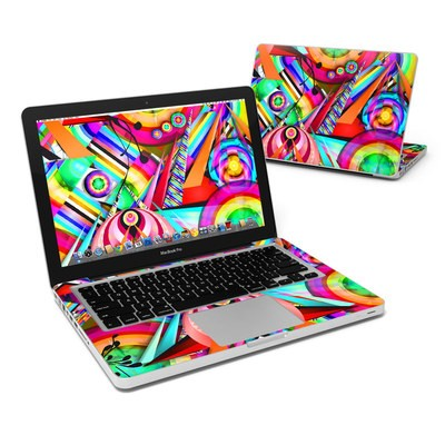 MacBook Pro 13in Skin - Calei
