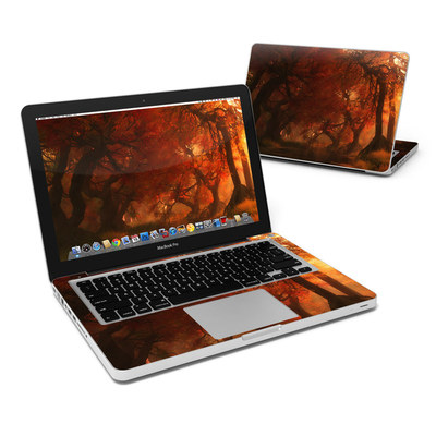 MacBook Pro 13in Skin - Canopy Creek Autumn