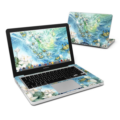 MacBook Pro 13in Skin - Cancer