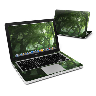 MacBook Pro 13in Skin - Canopy Creek Spring
