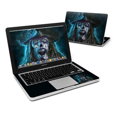 MacBook Pro 13in Skin - Captain Grimbeard
