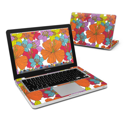 MacBook Pro 13in Skin - Cayenas