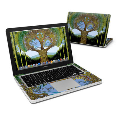 MacBook Pro 13in Skin - Celtic Tree