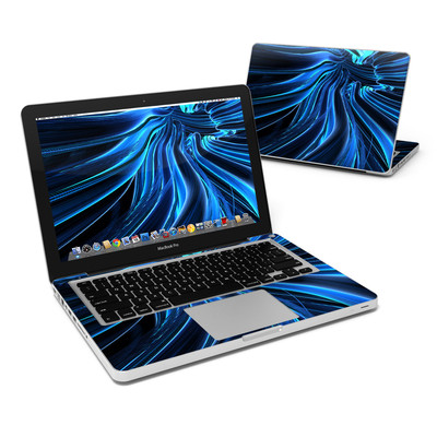 MacBook Pro 13in Skin - Cerulean