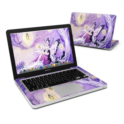 MacBook Pro 13in Skin - Chasing Butterflies