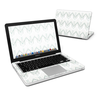 MacBook Pro 13in Skin - Chic Chevron