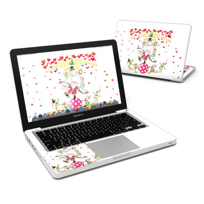 MacBook Pro 13in Skin - Christmas Circus