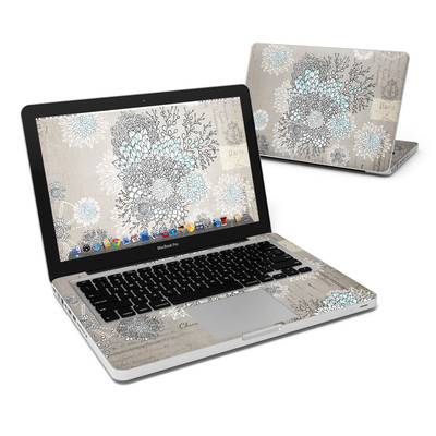 MacBook Pro 13in Skin - Christmas In Paris