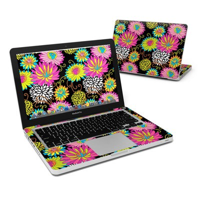 MacBook Pro 13in Skin - Chrysanthemum