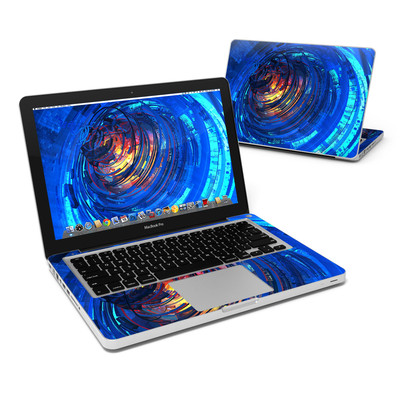 MacBook Pro 13in Skin - Clockwork