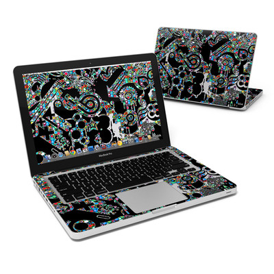 MacBook Pro 13in Skin - Circle Madness