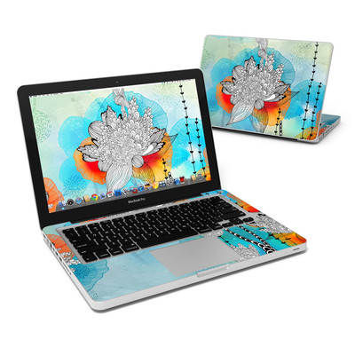 MacBook Pro 13in Skin - Coral
