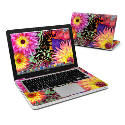 MacBook Pro 13in Skin - Cosmic Damask