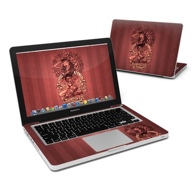 MacBook Pro 13in Skin - If Looks Could Kill