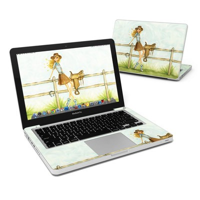 MacBook Pro 13in Skin - Cowgirl Glam