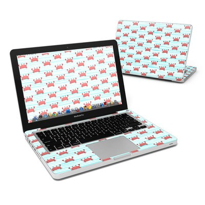 MacBook Pro 13in Skin - Crabby