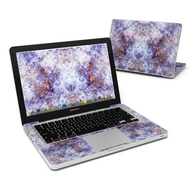 MacBook Pro 13in Skin - Batik Crackle