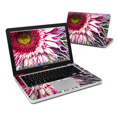 MacBook Pro 13in Skin - Crazy Daisy