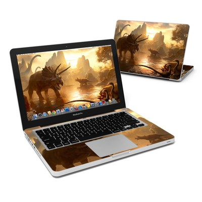 MacBook Pro 13in Skin - Cretaceous Sunset