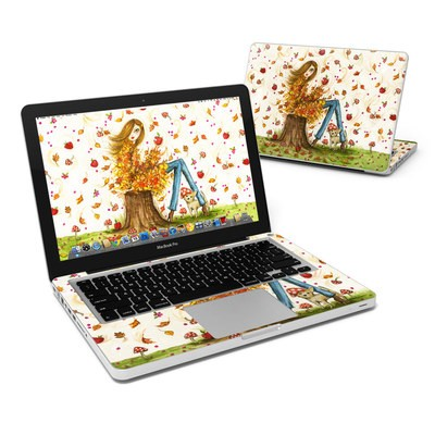 MacBook Pro 13in Skin - Crisp Autumn