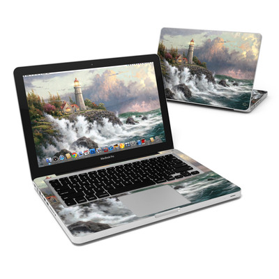 MacBook Pro 13in Skin - Conquering Storms
